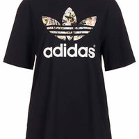 **Trefoil Tee by Topshop x adidas Originals - T-Shirts - Tops - Clothing