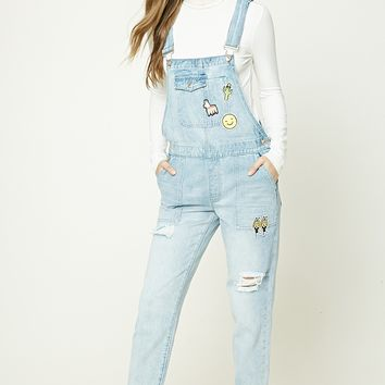 Pinata Patch Overalls