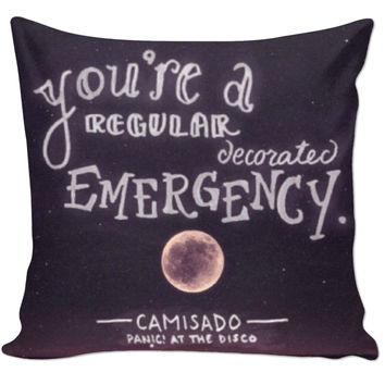 Panic At The Disco Pillow