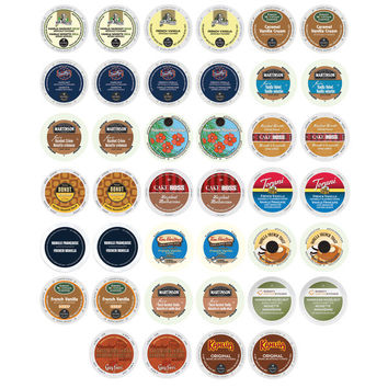 Creamy Vanilla and Heartwarming Hazelnut Ultimate Coffee Variety K-Cup and RealCup Portion Pack for Keurig Brewers | Overstock.com Shopping - The Best Deals on Coffee Makers