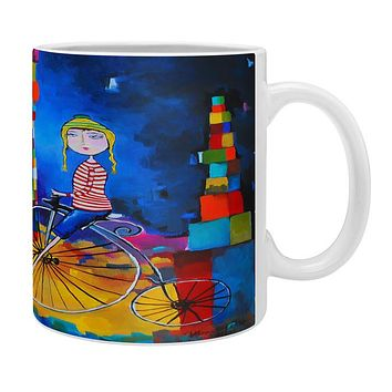 Robin Faye Gates Out Of Bounds Coffee Mug