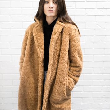 Paige Teddy Bear Coat