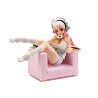 "Furyu Every Day Life Series 5"" Super Sonico Snack Time Version Figure"