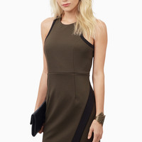 Cut To The Chase Dress