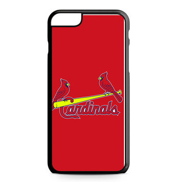 ST LOUIS CARDINALS TWO BIRDS iPhone 6 Plus Case