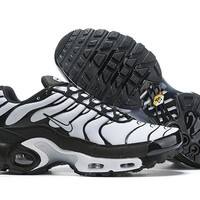 Nike Air Max Plus QS white black 40-46