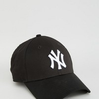 New Era NY 9Forty Cap at asos.com