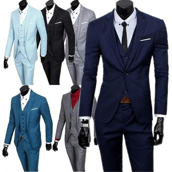 Men's Suits Blazer +pants