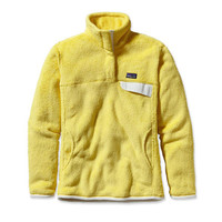 Outdoors Inc. - Patagonia Women's Re-Tool Snap-T Pullover
