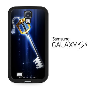 Kingdom Hearts Sora Keyblade Samsung Galaxy S4 Case