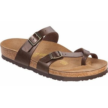 Women's Mayari Sandal in Toffee by Birkenstock