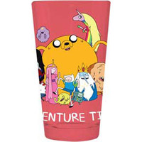 Adventure Time Pint Glass