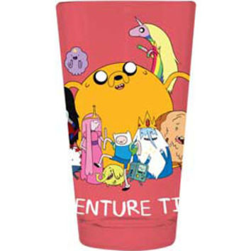 Adventure Time - Pint Glass