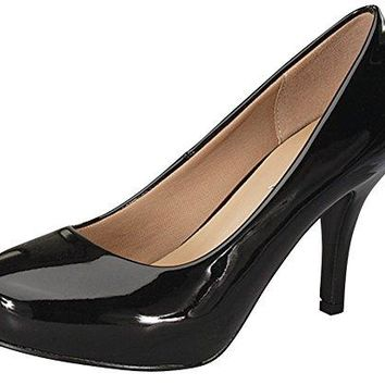Delicacy Womens Classic Closed Toe High Heel Pump