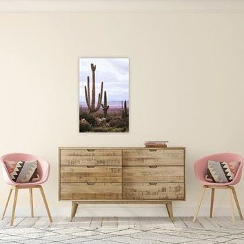 Saguaro Cactus Print, Saguaro National Park, Desert Wall Art, Bohemian Wall Decor, Boho Home Decor, Southwestern Decor, Succulent Wall Decor