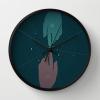 Parallel Universe Wall Clock by Chyworks