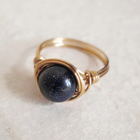 Galaxy Ring - unique ring - cute ring
