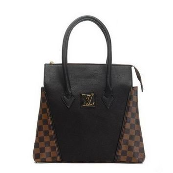 Louis Vuitton LV Women Fashion Leather Tote Handbag Shoulder Bag Satchel