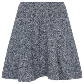 Loop Back Skater Skirt