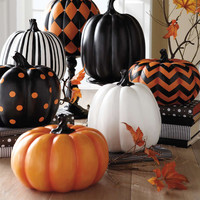 Painted Pumpkin Collection