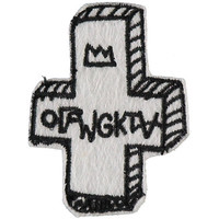 Odd Future OFWGKTA Cross 2.5 Patch