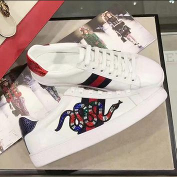 One-nice™ Gucci:Trending Fashion Casual Sports Shoes Snake
