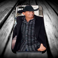 George Strait iPhone 4/4s/5/5s/5c/6/6 Plus Case, Samsung Galaxy S3/S4/S5/Note 3/4 Case, iPod 4/5 Case, HtC One M7 M8 and Nexus Case **