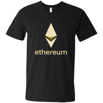 Men's Ethereum Spread the Ether Love | Bitcoin Blockchain