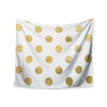 "KESS Original ""Scattered Gold"" Wall Tapestry"