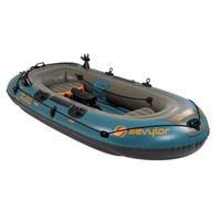Inflatable Boat Fishunter 4p Combo
