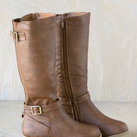 Mellanie Buckle Boot