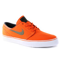 Nike Skateboarding Zoom Stefan Janoski Shoes - Urban Orange/medium Olive at Urban Industry