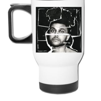 Beauty Behind the Madness, The Weeknd - Travel Mug