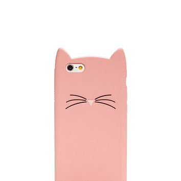 Kate Spade Silicone Cat Iphone 6 Case Dusty Jade ONE