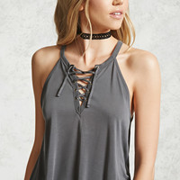 Lace-Up Cami