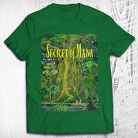 Secret of Mana Unisex Video Game T-shirt