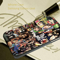Classic Rock collage For iPhone 5/5S/5C/4/4S, Samsung Galaxy S3/S4, iPod Touch 4/5, htc One X/x+/S