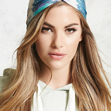 Watercolor Headwrap