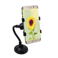 2017 Universal Phone Holder Car Styling Windshield Mount Stand Mobile Phone Holder 360 Degree Rotating Phone Accessories