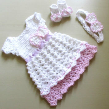 Crochet Baby Winter Dress Pattern : Shop Crochet Baby Headband Pattern on Wanelo