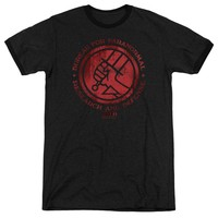Hellboy Ii - Bprd Logo Adult Heather