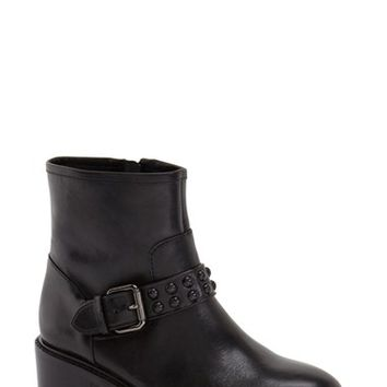 COACH 'Gianna' Moto Boot (Women) | Nordstrom