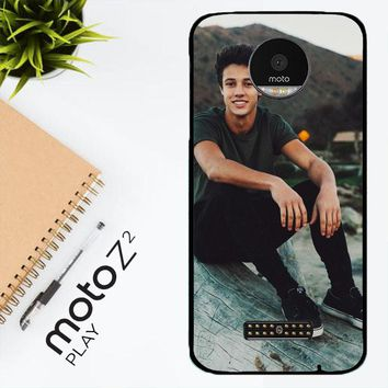 Cameron Dallas Style Y1429 Motorola Moto Z2 Play Case