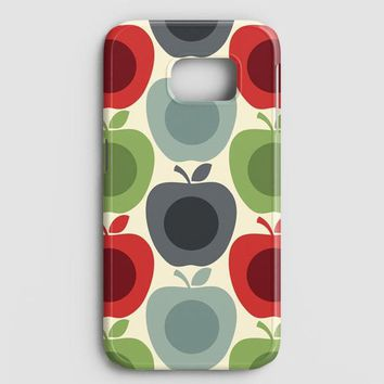 Orla Kiely Apples And Pears Samsung Galaxy S8 Plus Case | casescraft