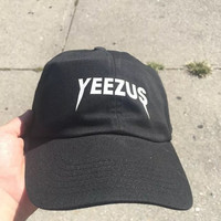 Yeezus Hat - Black