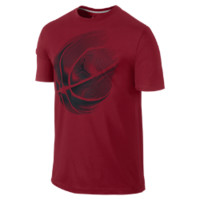 Nike Jordan Basketball Dri-FIT Men's T-Shirt - Gym Red