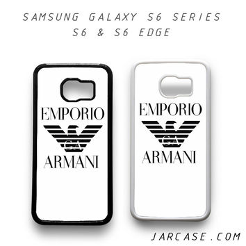 emporio armani Phone case for samsung galaxy S6 & S6 EDGE