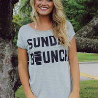 Sunday Brunch Graphic Tee