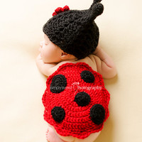 Newborn Baby Girls Boys Crochet Knit Costume Photo Photography Prop = 4457474628