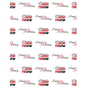 Custom Party Step And Repeat Red Carpet Backdrop Wedding or Baby Shower Birthday Background - C0210